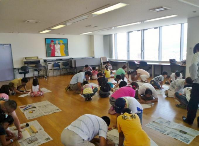 親子夏休み体験教室1