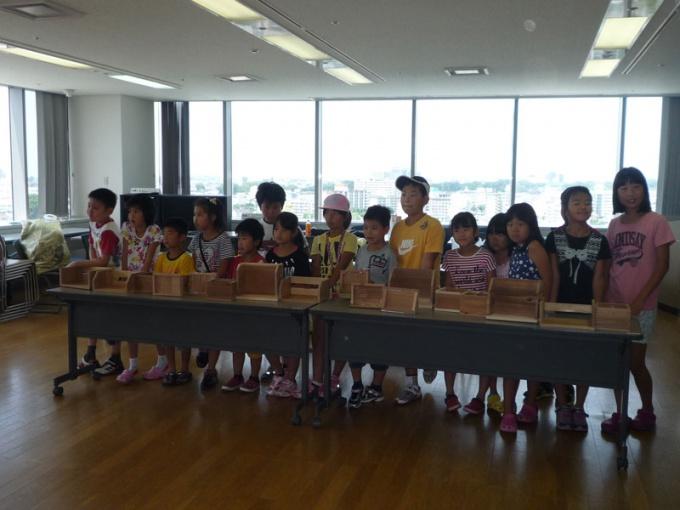 親子夏休み体験教室 20130721 (3)