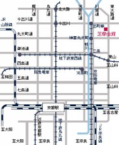 京都駅地図