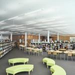 図書館室内