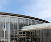 表紙写真 県立博物館