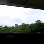 和歌山城を臨む