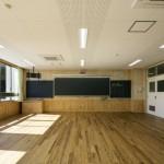 1階 教室